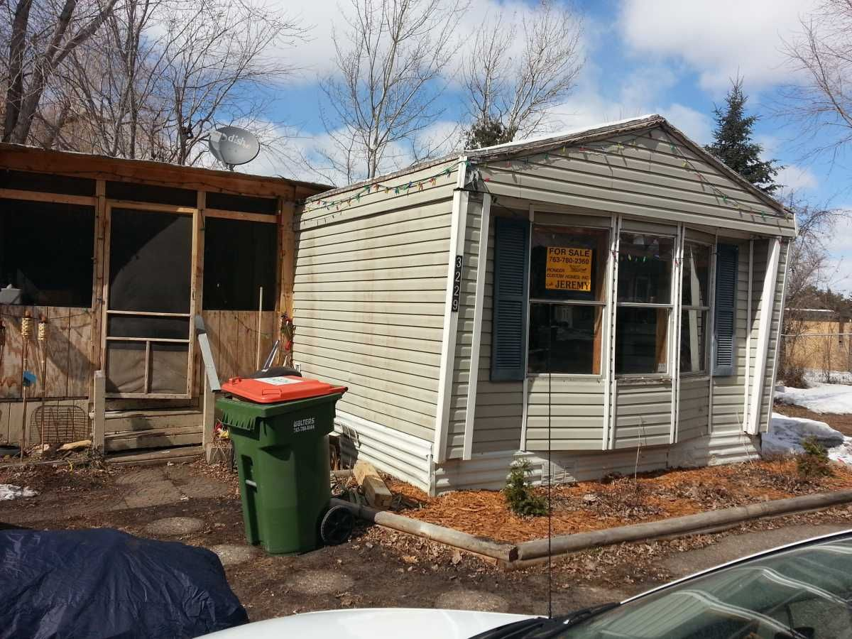 1984 Fairmont Mobile / Manufactured Home in Blaine, MN via ... on
