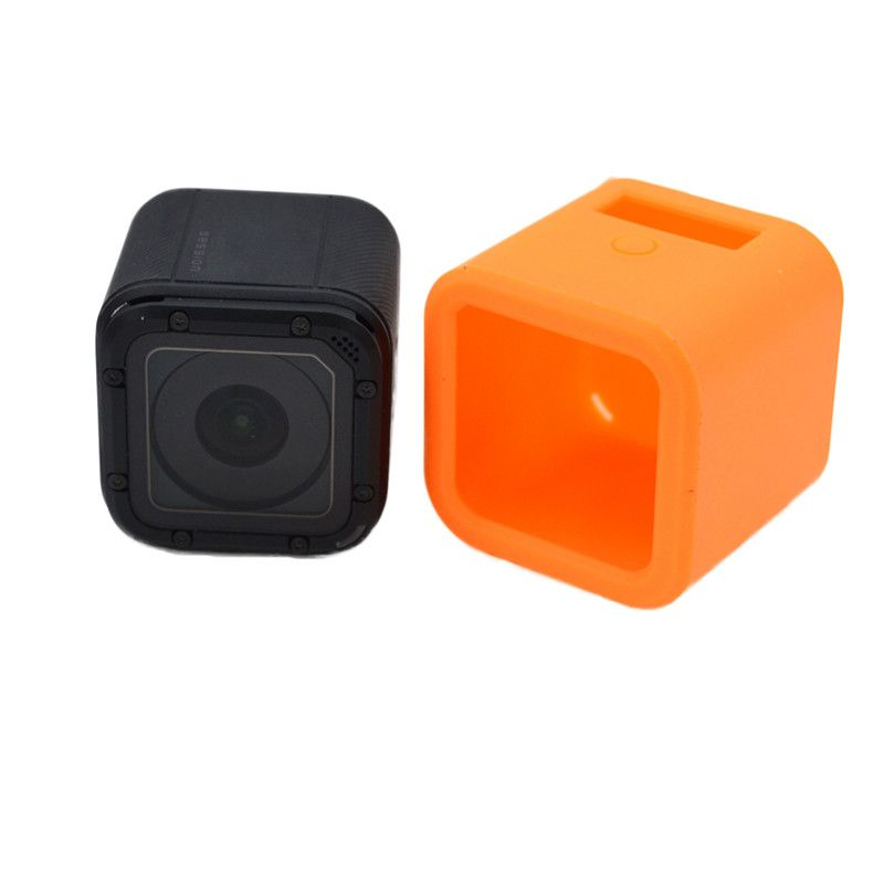 Go Pro 5 Session Accessories Silicone Protective Case Cover For Gopro Hero 4 X2f 5 Session Soft Rubber Camera Bag For Protective Cases Gopro Hero 4 Gopro Hero
