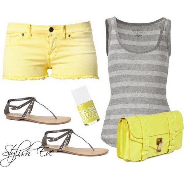 summer wear shorts for women 2013