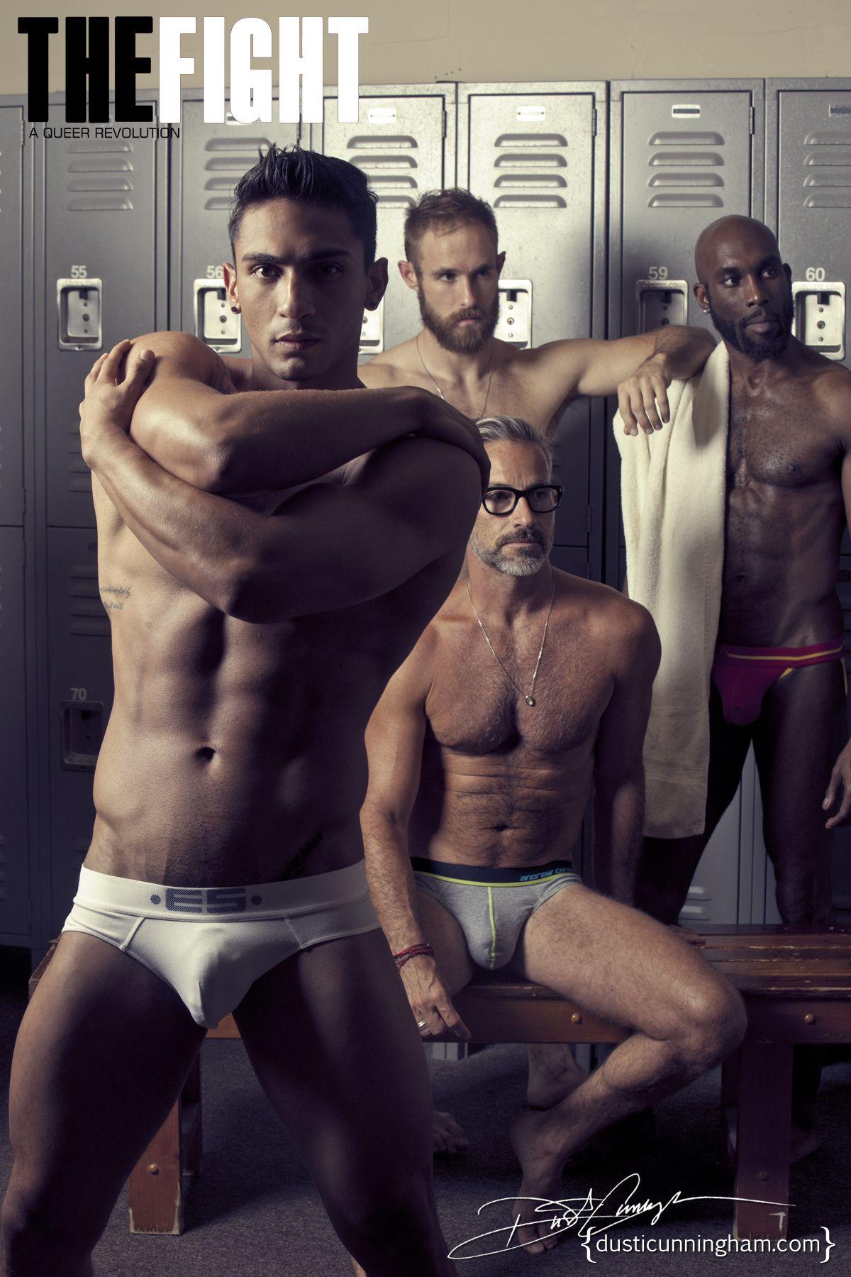 Boy4me Hombres Al Desnudo En Los Baños Para The Fight Magazine