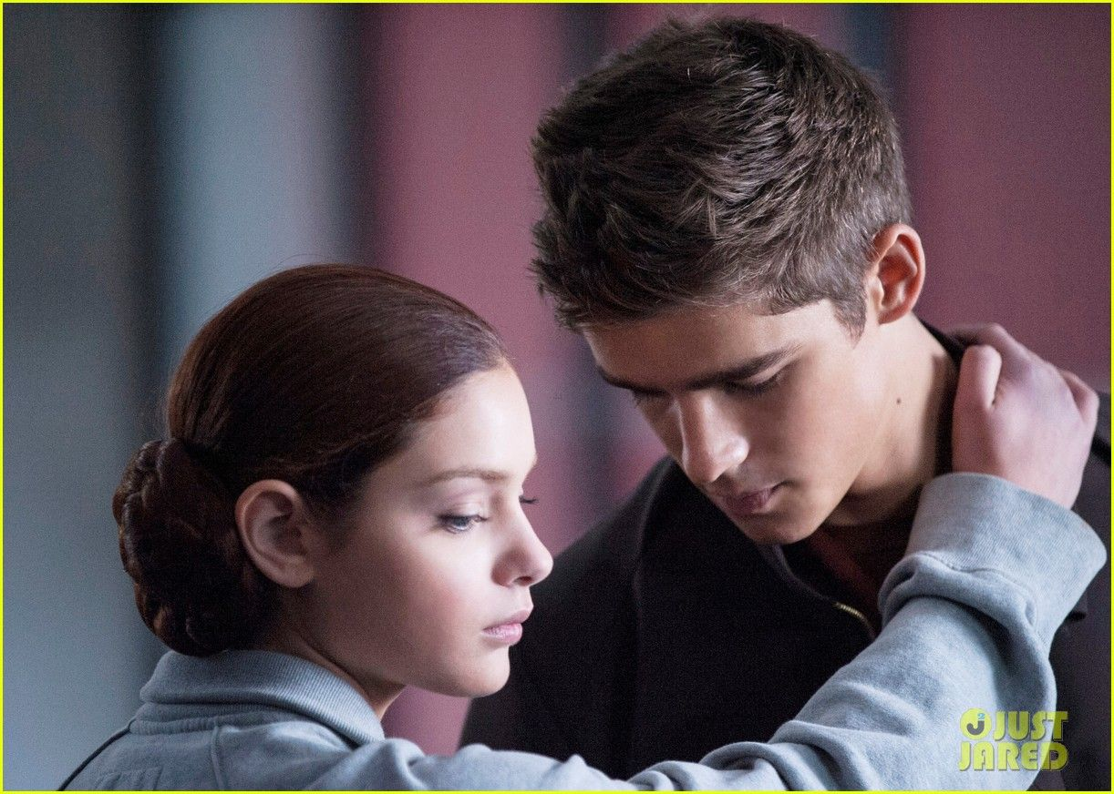 Stills from 'The Giver' Movie With Brenton
