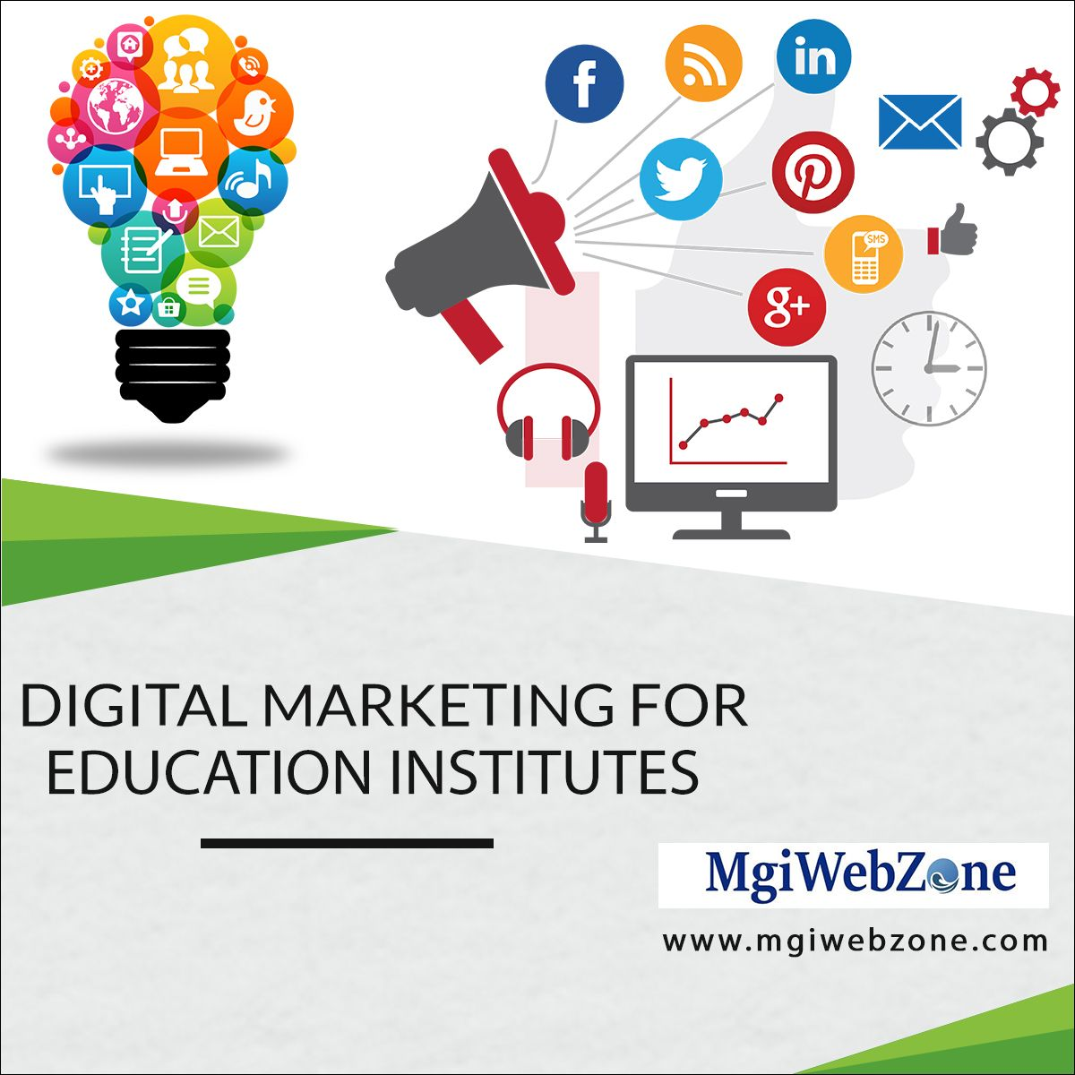 OnlineMarketing for educational institutions - #MgiWebzone