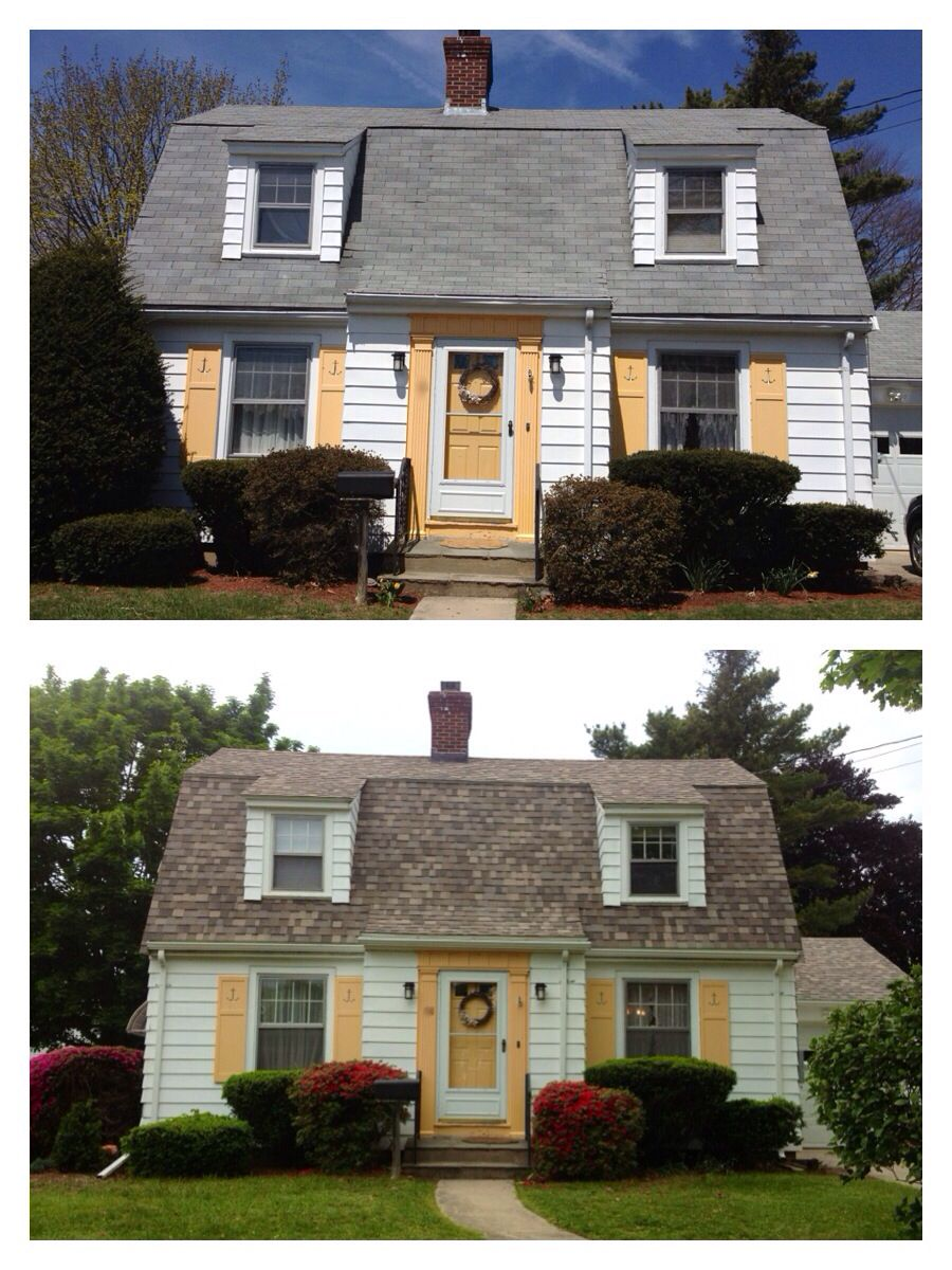 Best Before And After What A Difference A New Roof Can Make 400 x 300