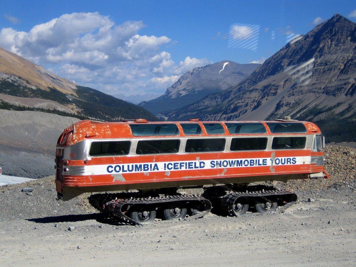Canada train à chenilles Canada, Chenille, Train
