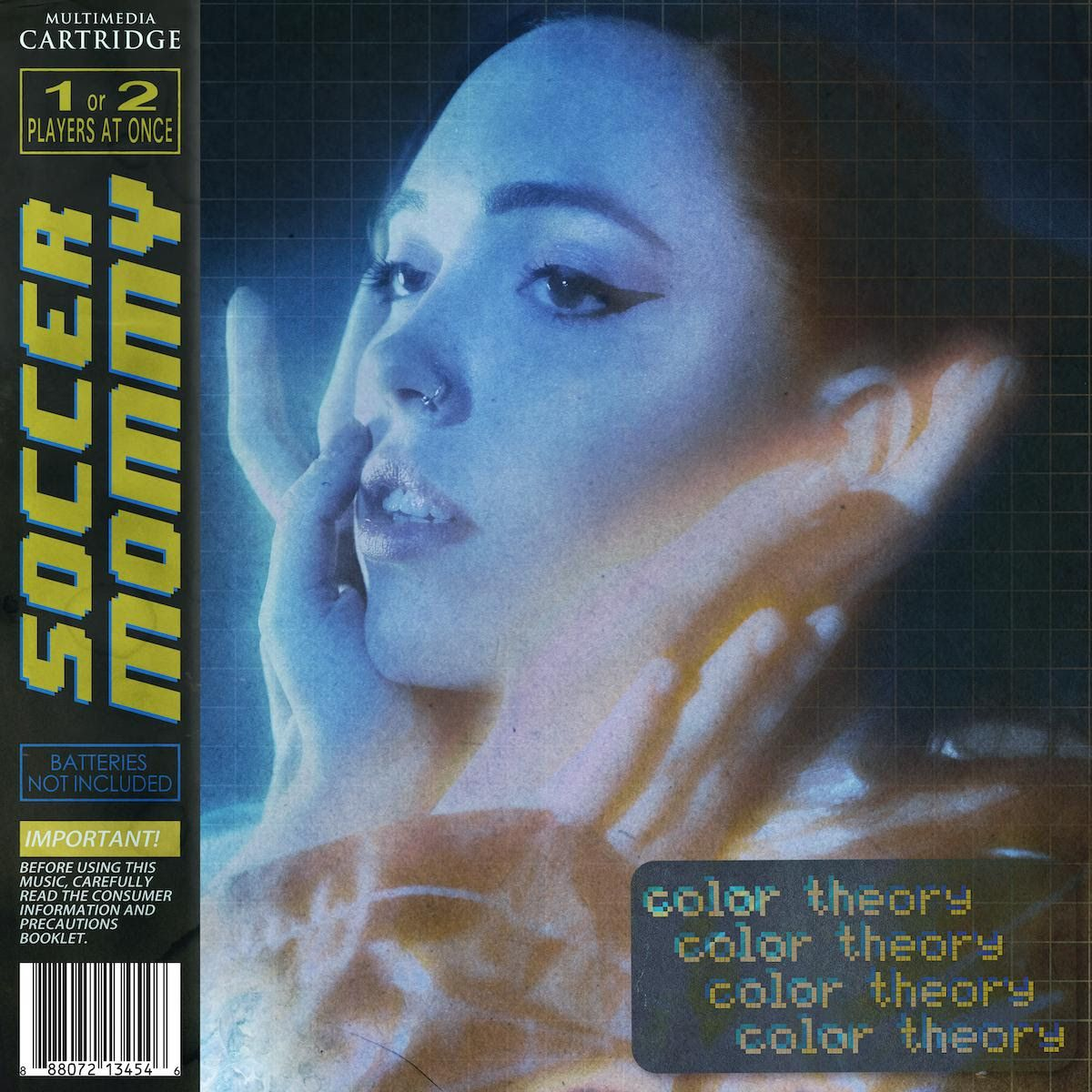 Soccer Mommy Announces Sophomore Album Color Theory Pursuit Of Dopeness In 2020 Color Theory Theories Album
