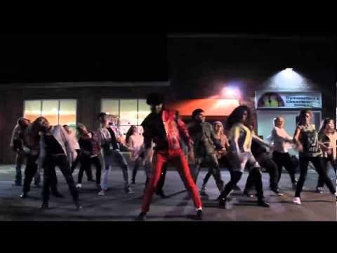 Doubleup Dance Studio Halloween Party 2020 Michael Jackson Thriller Monster Mash (Music Video)   YouTube in