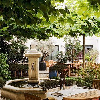 Hotel Concorde Montparnasse Paris Garden   Paris*my secret life*en ...