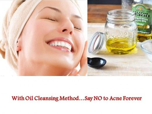 Oil Cleansing Method for Acne Does it Work Oil