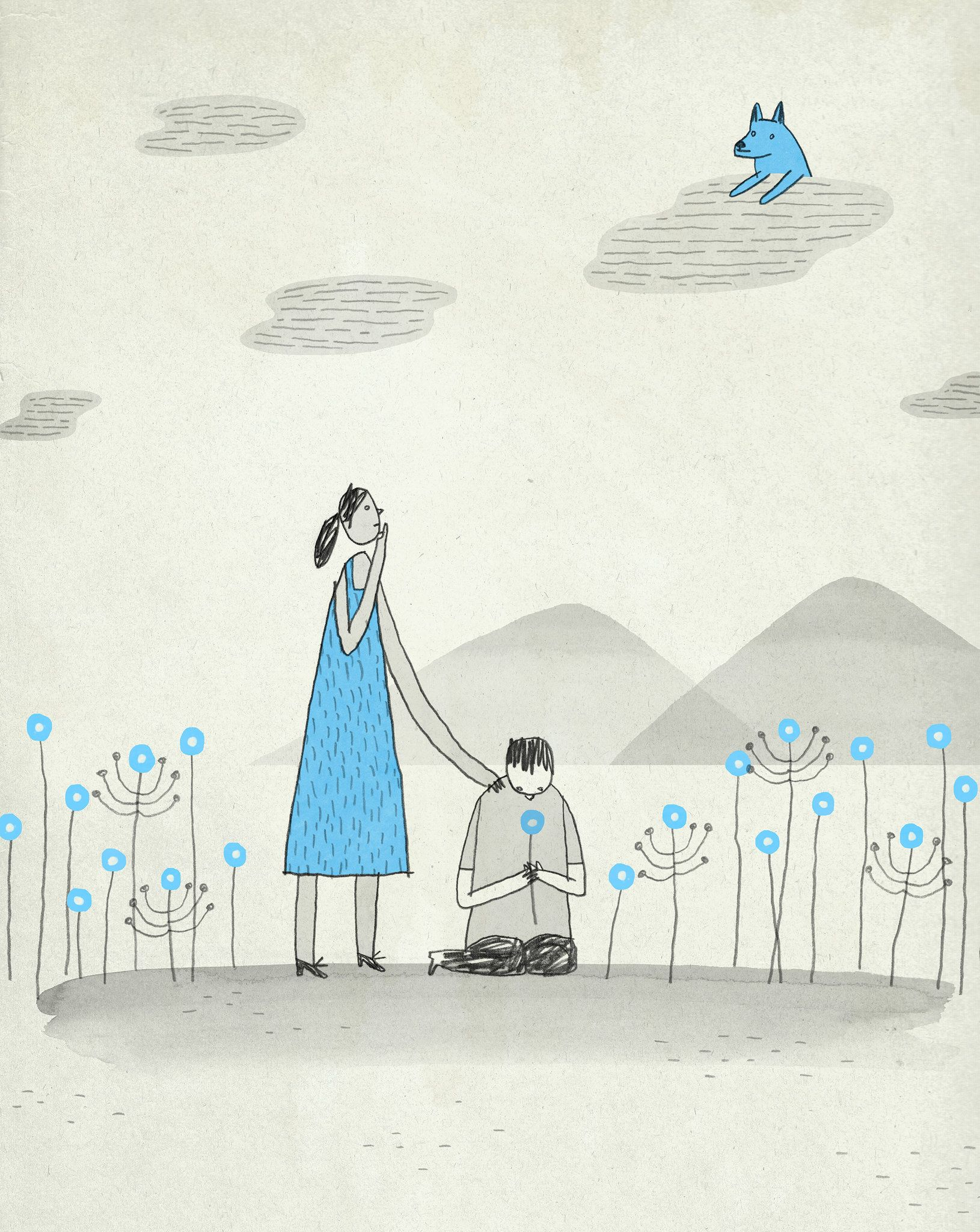 She Wanted A Man With A Good Job Who Is Nice To Animals The New York Times Modern Love Animals Illustrators