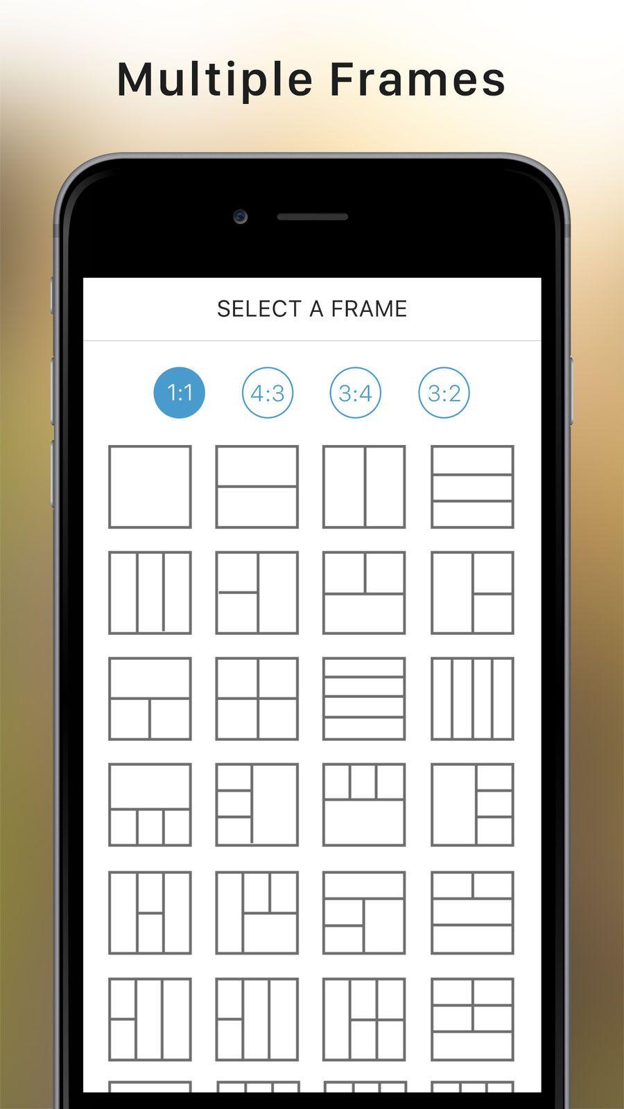 Video Collage and Photo Grid ampLIiosLifestyle Grid