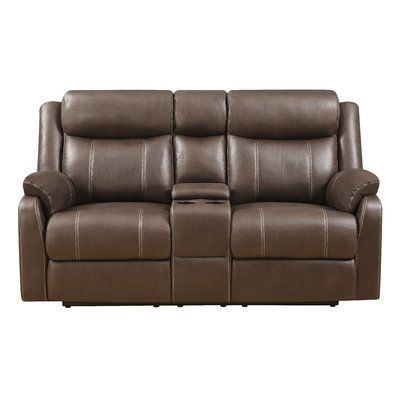 Stupendous Red Barrel Studio Rockville Reclining Loveseat In 2019 Pabps2019 Chair Design Images Pabps2019Com
