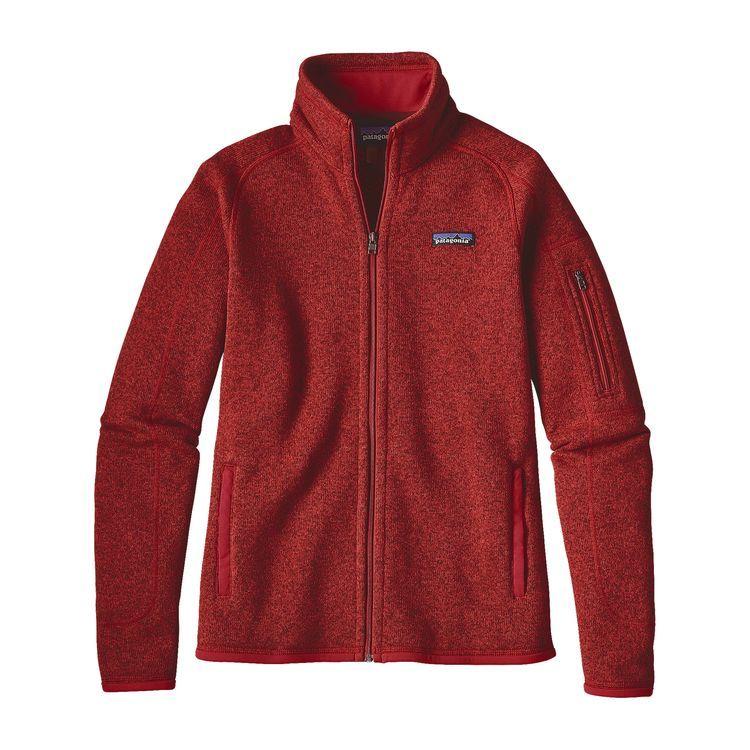 Women's Better Sweater® Fleece Jacket | Patagonia, Fall capsule ...