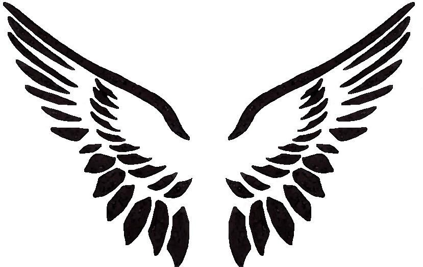 angel wings logo clipart best tattoos pinterest wings logo rh pinterest com angel logo vector angel logos and designs