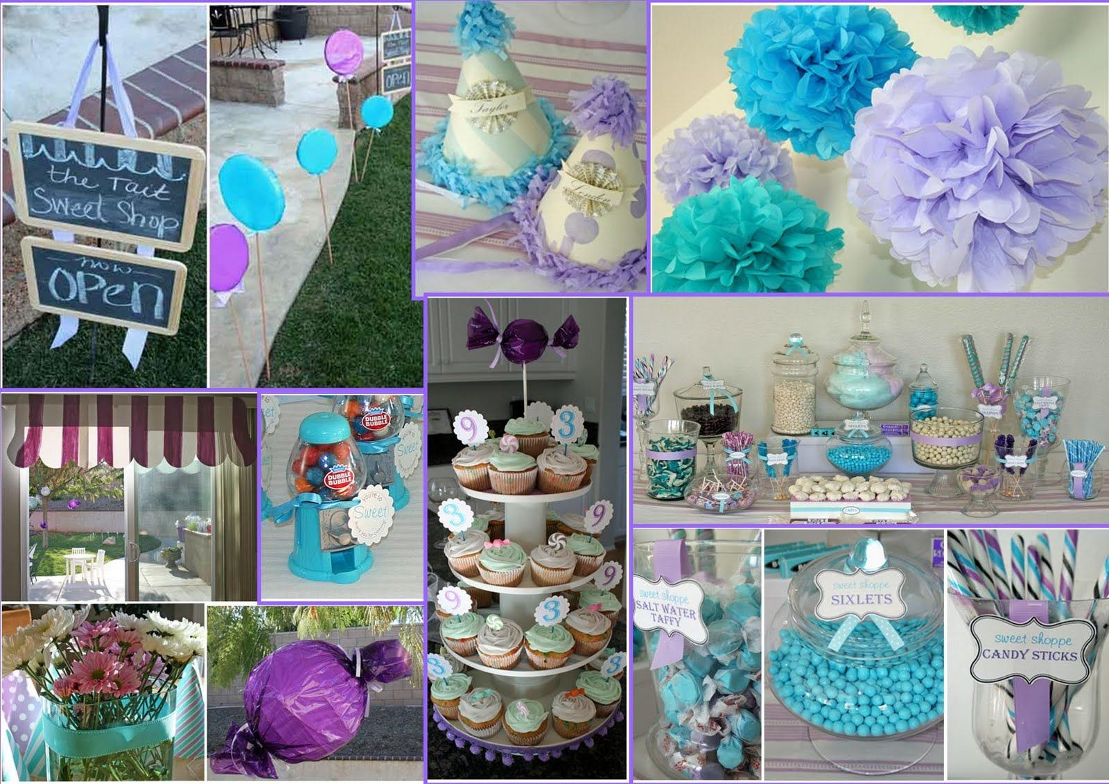 Sweet 16 Birthday Party Ideas Girls For At Home Labels