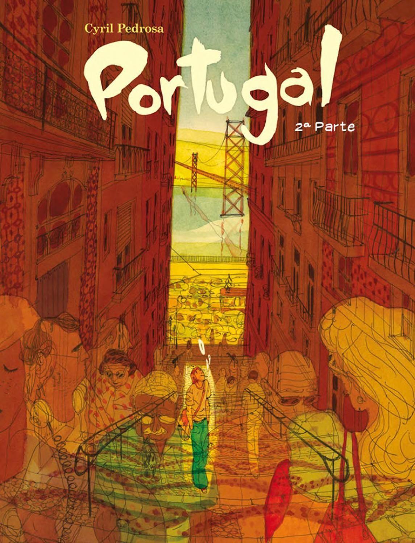 Resultado de imagem para cyril pedrosa three portugal