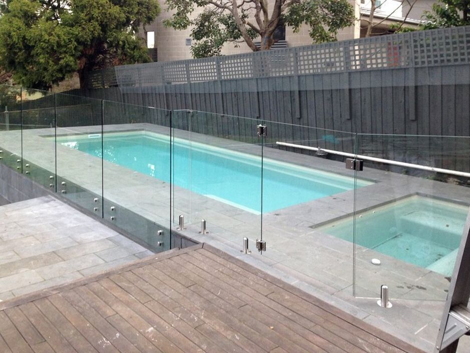 Know The Reasons To Install Glass Pool Fencing In Sydney Modern Design Glass Pool Pool Fence Glass Fence