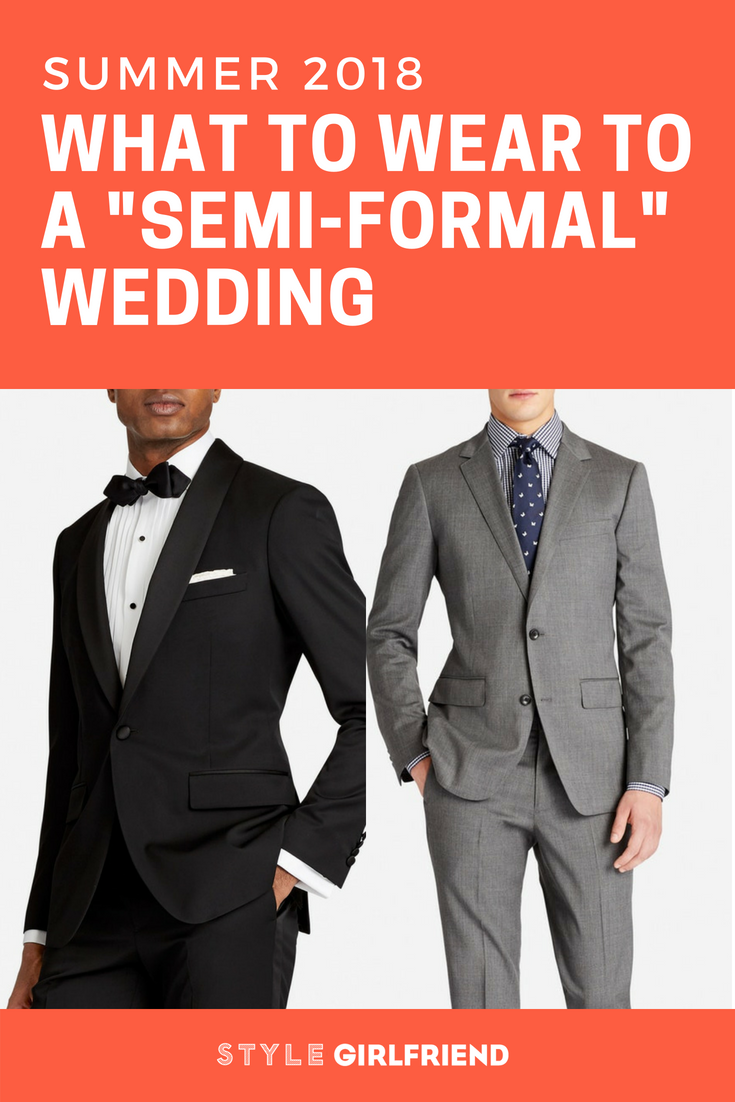 Wedding Dress Codes for Men What to Wear Every Time