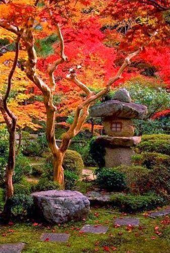 Japanese Secret Garden Japan日本 Japanese Garden Japanese