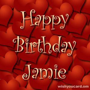 Happy Birthday Jamie With Images Happy Birthday Wanda Happy