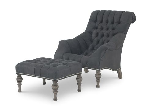 Wesley Hall, Inc. | Upholstered Tufted Chair
