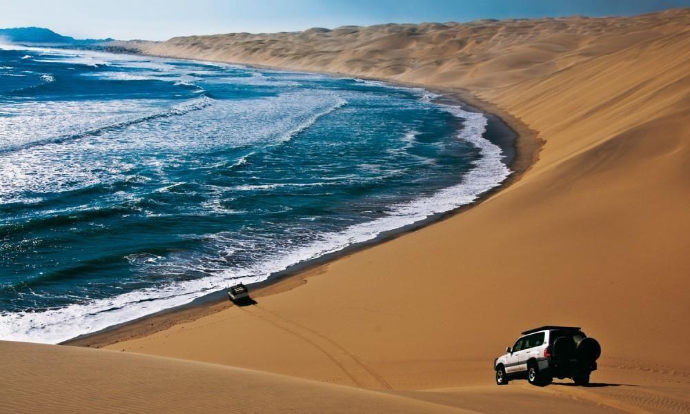 Namibië: Land van ruimte