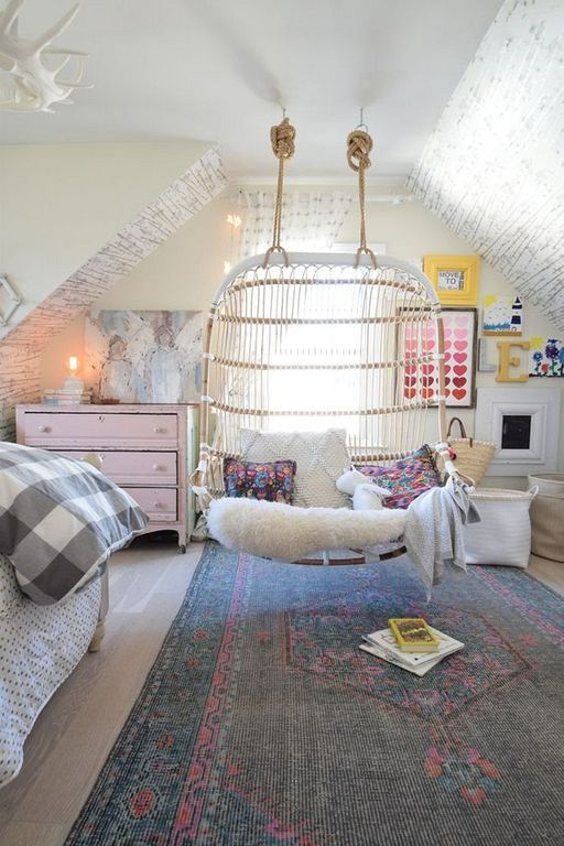 30 Beautiful And Ingenious Rugs Design Ideas For Teenage Girls Bedroom