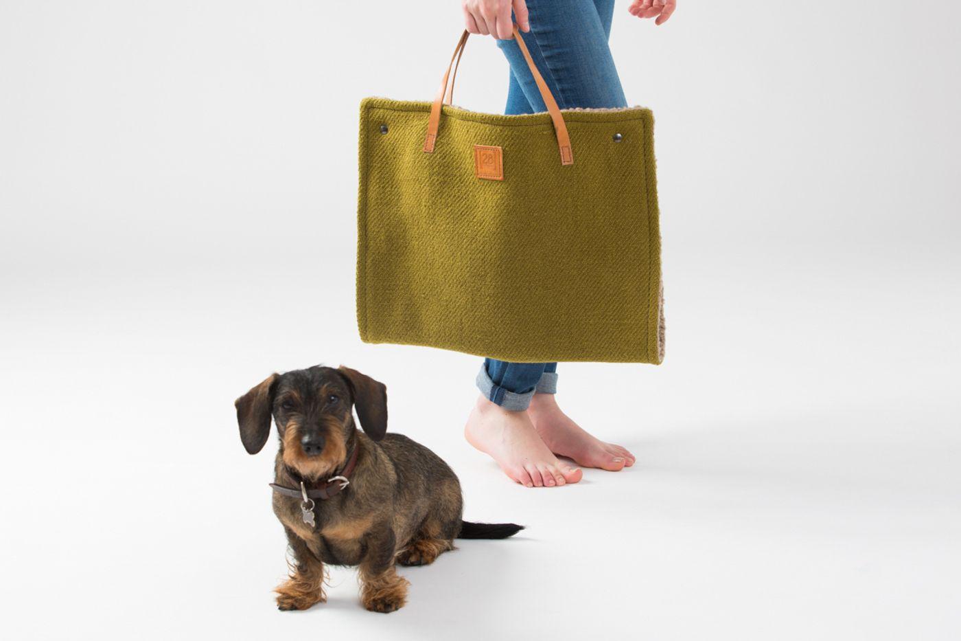 Reisebett Steve Jute Hund Reisen Hundetasche Und Reisebett