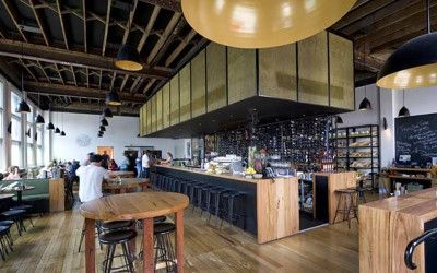 commercial kitchen designs - melbourne bar designers - commercial