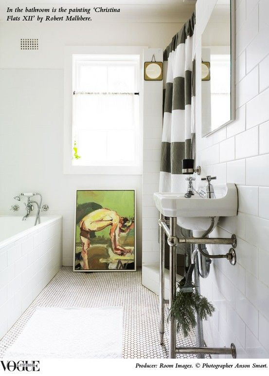 Bathroom, Vogue Living | Homes and Decorating | Bathroom