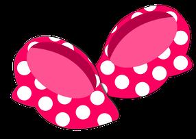 Plantillas Minnie4 Y MinusDibujitos Fiesta De Zapatos Minnie oxdrCBe