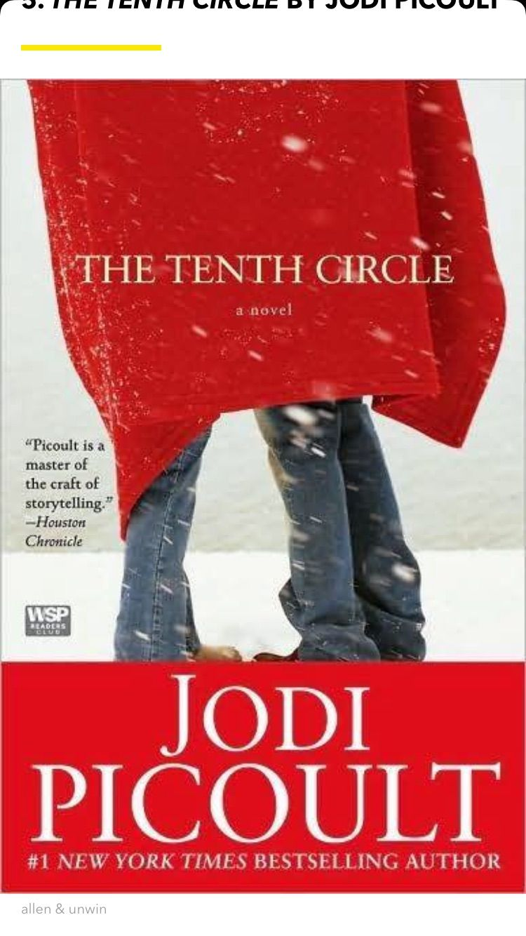 Pin by ciara havener on to read jodi picoult books