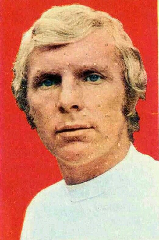 Bobby Moore of England in 1970.