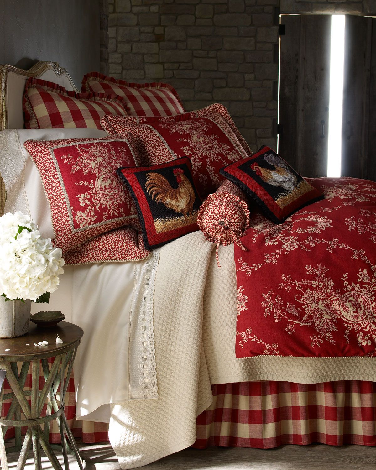Sherry Kline Home French Country Bed Linens