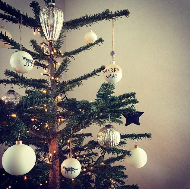 Kerstballen! #SissyBoy #DIYSterren