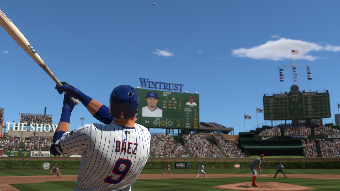 Simulating The Next Decade Of Baseball With Mlb The Show In 2020 Mlb The Show Mlb Games Mlb