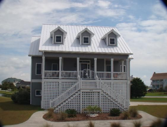 Best Houses With White Metal Roofs Bing Images Metal Roof 400 x 300