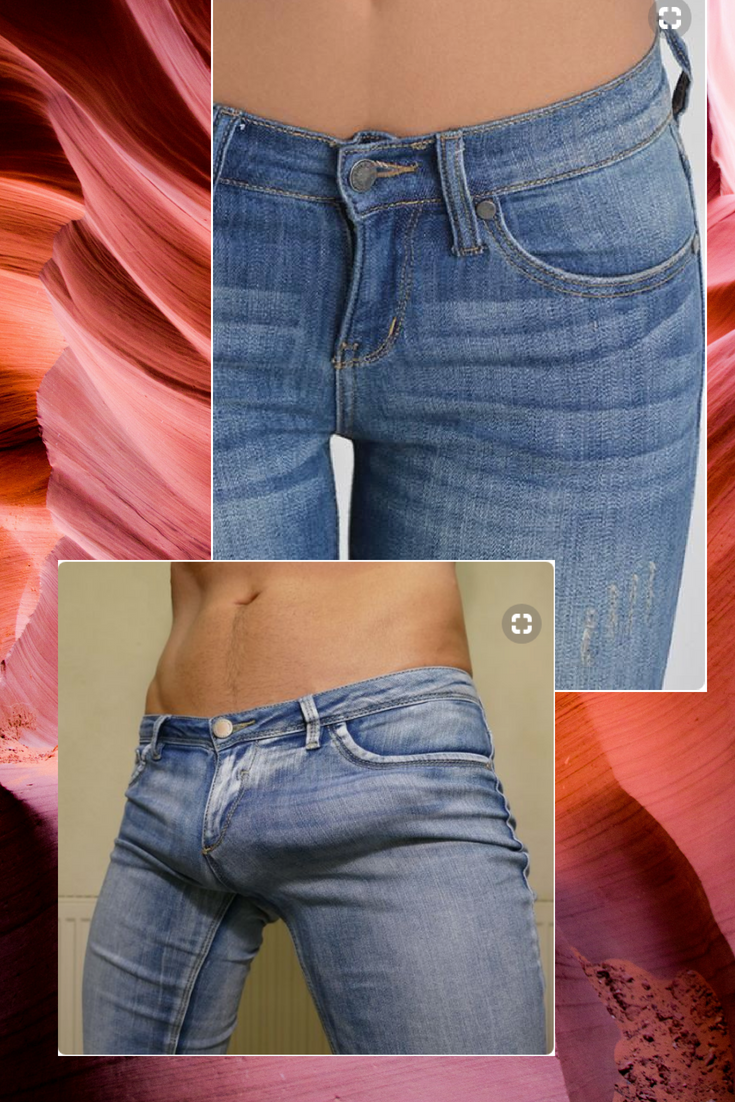 Sexy denim clothes or men