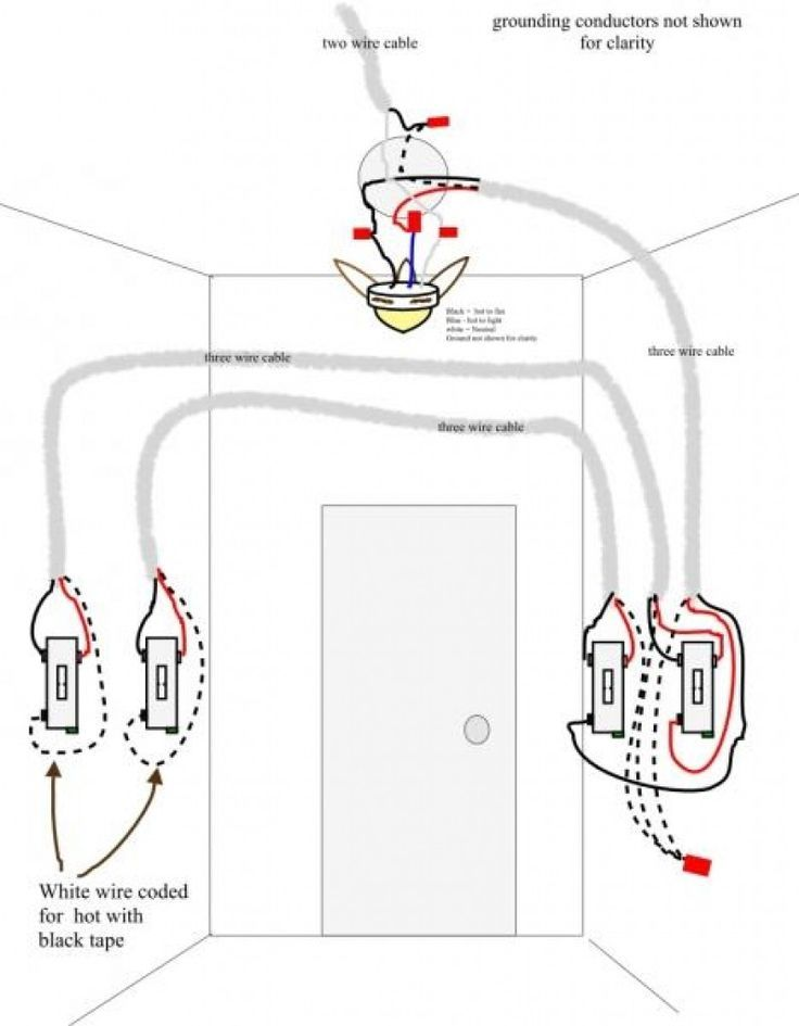 #wiring #diagram #for #ceiling #fan #switch #Wiring #