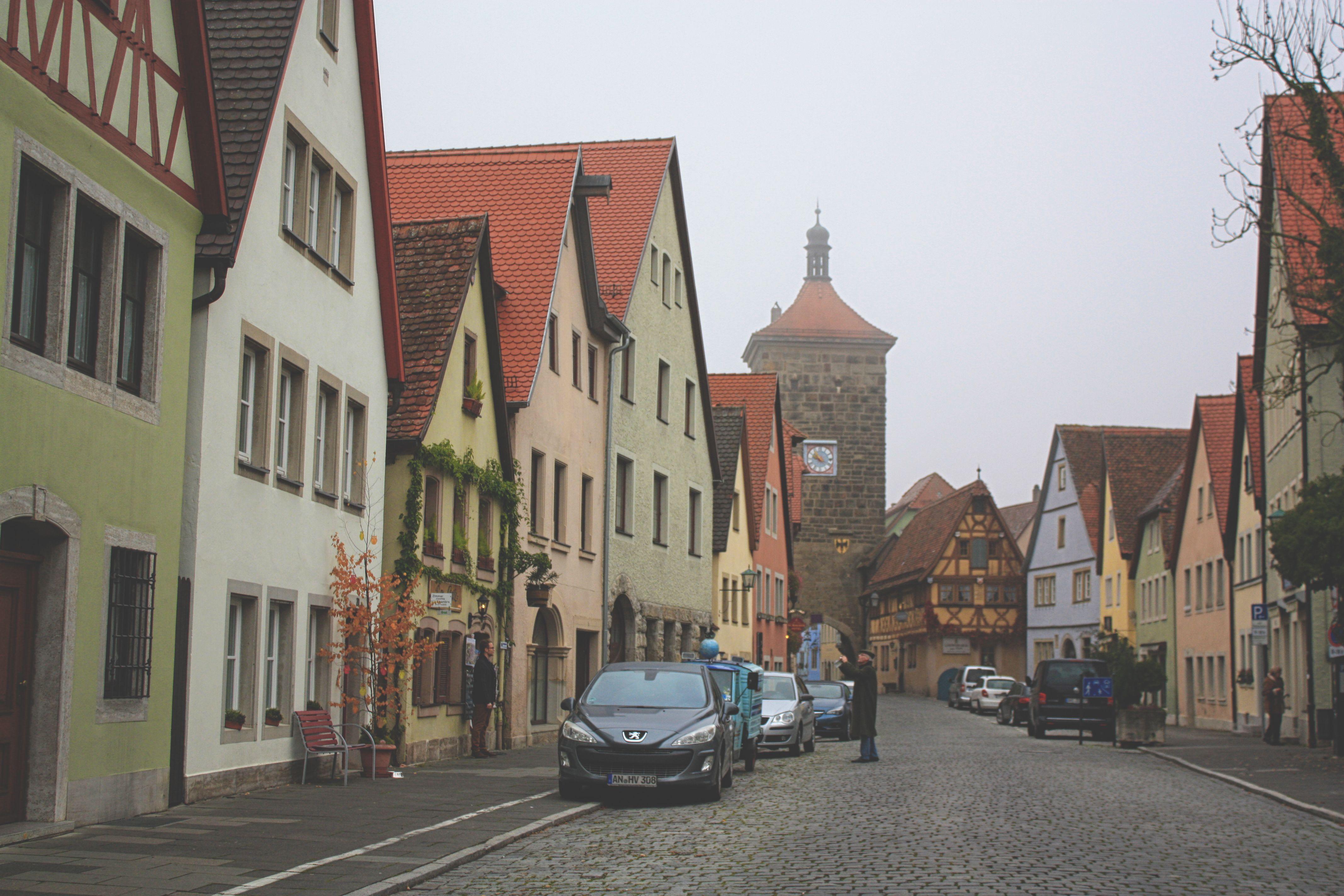 Rotemburgo - Alemania Nov 2014