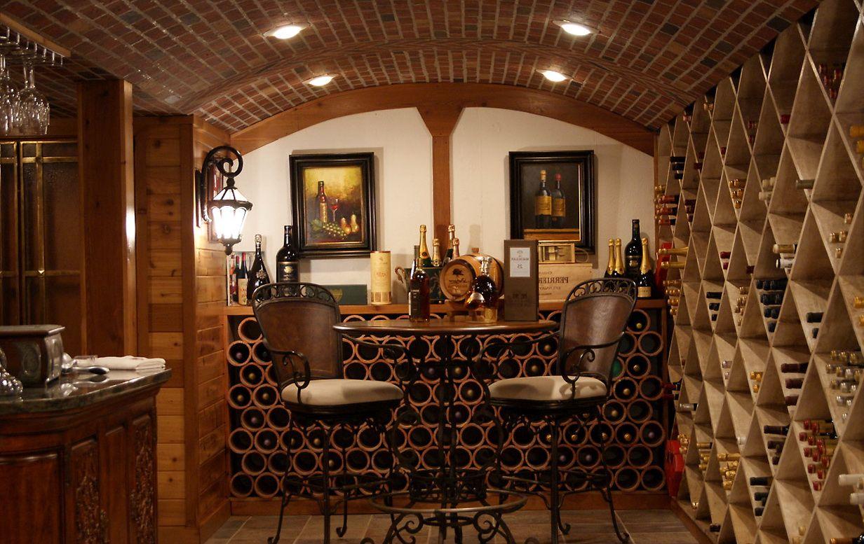 Möbel Für Weinkeller ideen stilvolle designs für den modischen home weinkeller möbel das