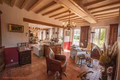 Vente maison chambres d'hôtes ou gîte en Centre-Val-de ...
