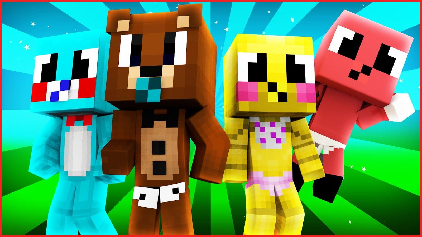 Baby skins for minecraft pe android apps on google play for Crazy craft 3 0 server