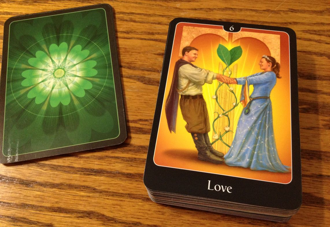 The Psychic Tarot for the Heart oracle deck by renowned American psychic medium and author John Holland is keenly accurate. I recommend having it on hand, whether you know nothing about tarot and o…