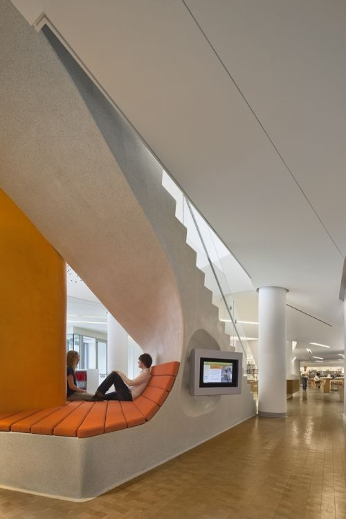 Battery Park City Branch Library