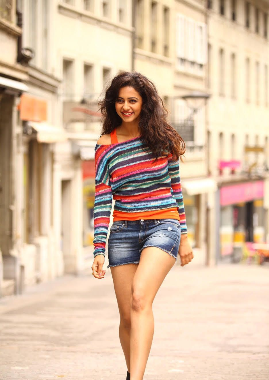 rakul preet singh fantastic images & hd wallpapers - hd photos