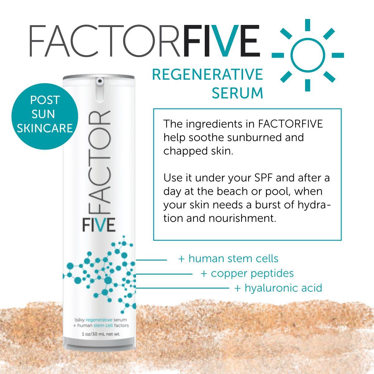 Factorfive Skincare Store Skincare Store Stem Cells Skin Care