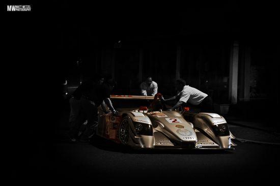 Audi Racecar