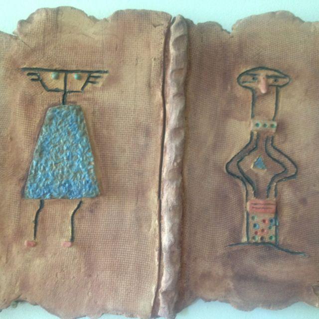 ceramics by Aylin Ikiisik