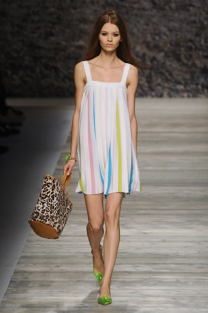 Milano Fashion Week - BLUGIRL WOMEN SS 2014