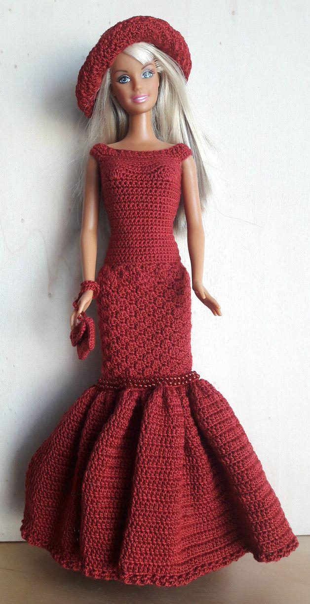 eBook Häkelanleitung Balletkleid Barbie Ballerina